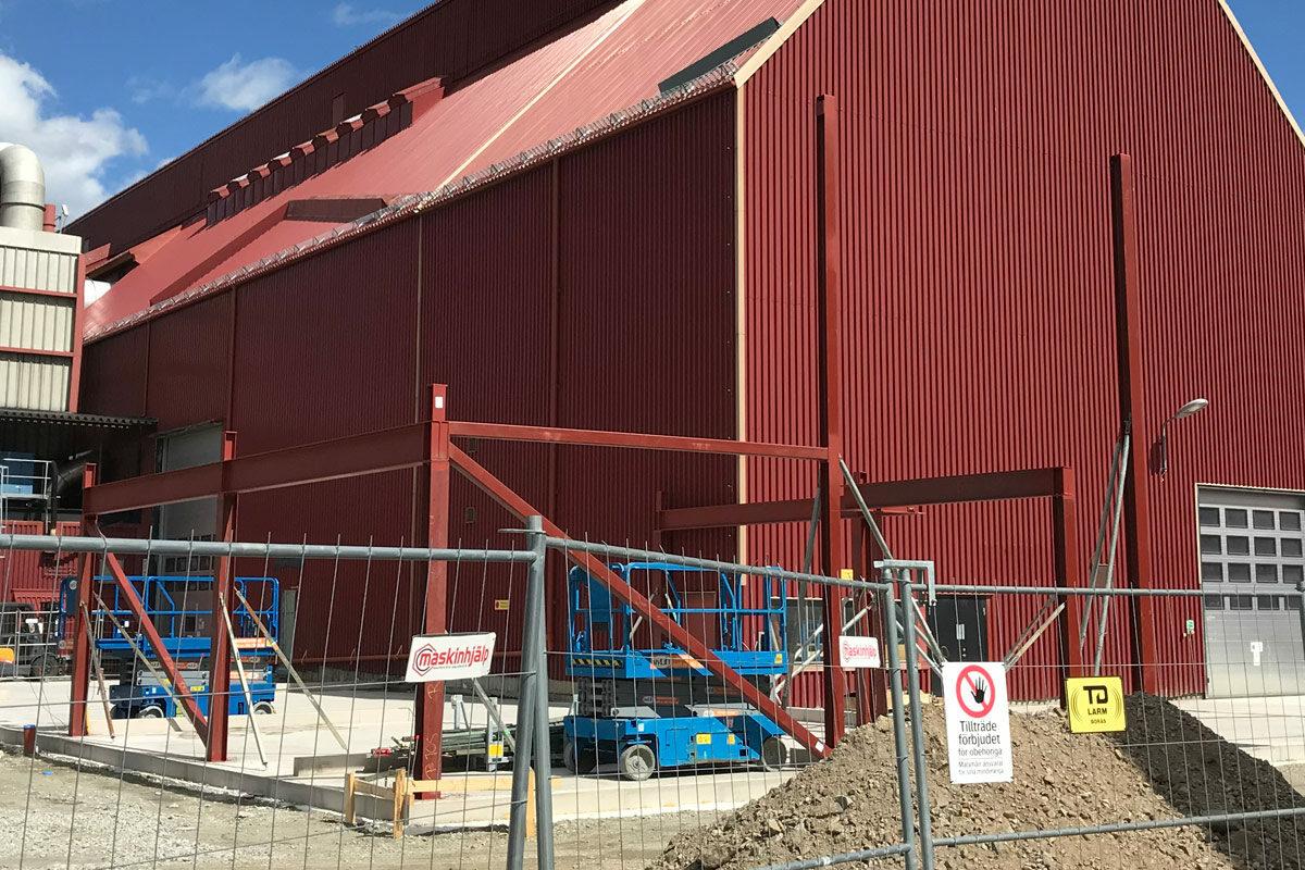 Akuro projekt Rise under produktion